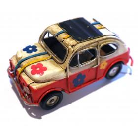 Vintage Διακοσμητικό Αυτοκίνητο Μινιατούρα 2