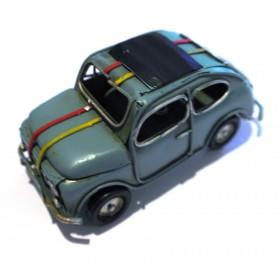Vintage Διακοσμητικό Αυτοκίνητο Μινιατούρα 3