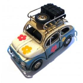 Vintage Διακοσμητικό Αυτοκίνητο Μινιατούρα 4