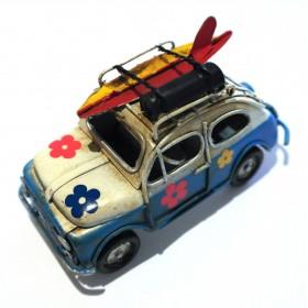 Vintage Διακοσμητικό Αυτοκίνητο Μινιατούρα 6