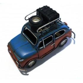Vintage Διακοσμητικό Αυτοκίνητο Μινιατούρα 1
