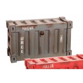 Γκρι Βιομηχανικό Κουτί Αποθήκευσης