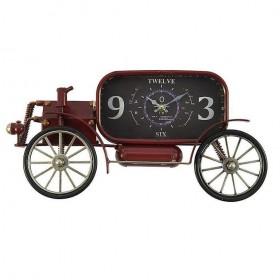 Μεταλλικό Ρολόι - Αμάξι