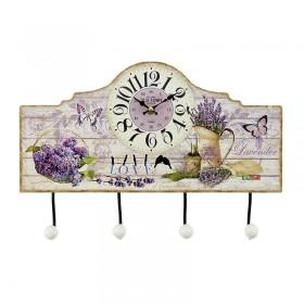 Ρολόι τοίχου / Κρεμάστρα