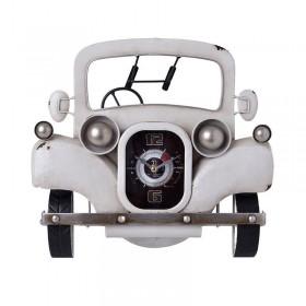 Μεταλλικό ρολόι τοίχου Αυτοκίνητο
