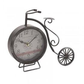 Μεταλλικό Ρολόι Ποδήλατο / Επιτραπέζιο