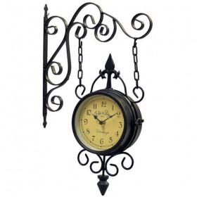 Παλιό Ρολόι Σταθμού για Τοίχο