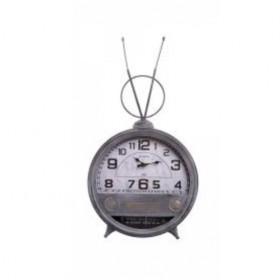 Γκρι Επιτραπέζιο Ρολόι