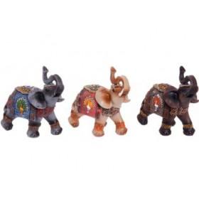 Διακοσμητικός Κόκκιινος Ελέφαντας