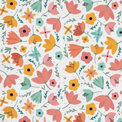 Tαπετσαρία Wildflowers No6