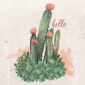 Ταπετσαρία Cactus No 1