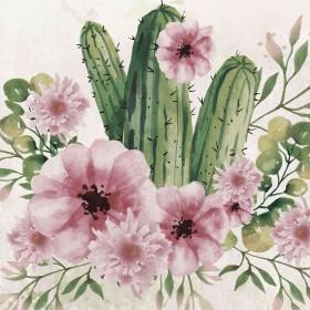 Ταπετσαρία Cactus No 2