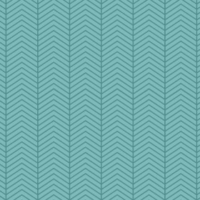 Ταπετσαρία Turquoise Chevron