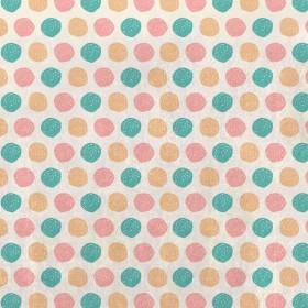 Ταπετσαρία Pastel Polka Dot