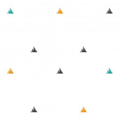 Ταπετσαρία Triangles No2
