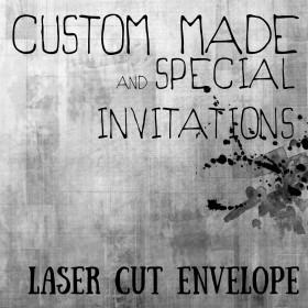 Laser Cut Φάκελος