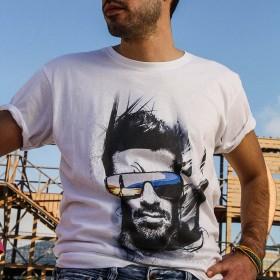"""""""Man's World"""" T-shirt"""