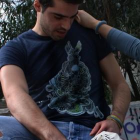"""""""My Drunken Donkey"""" T-shirt"""